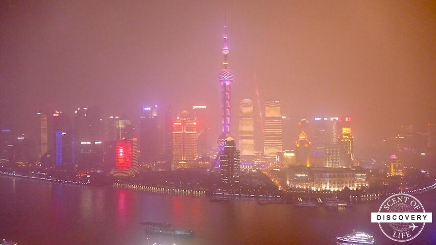 【中国】上海といえばココ的な外灘は夜が断然いい!