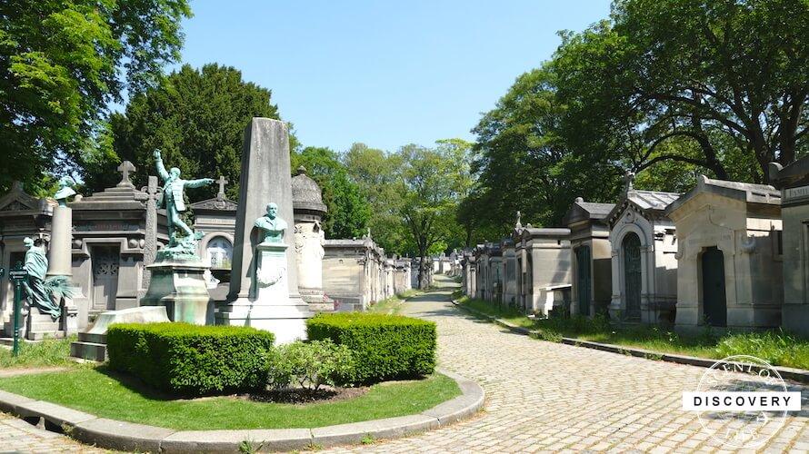 【パリ】ペール・ラシェーズ墓地と20区の治安に関して