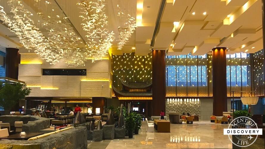 【中国・張家界】ロケーションの良さと部屋が超快適なクラウンプラザホテル