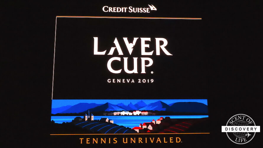 豪華すぎる競演!テニス・レーバーカップの本番前のイベントを大満喫!!