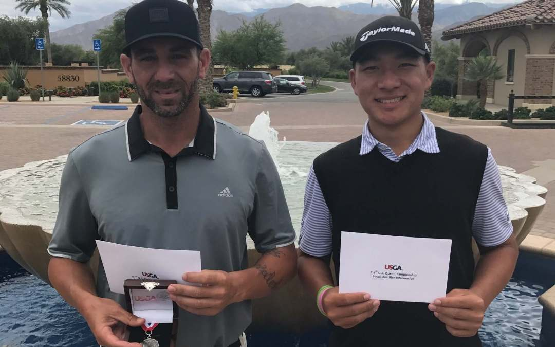 SCGA Junior Member Qualifies for U.S. Open Sectionals