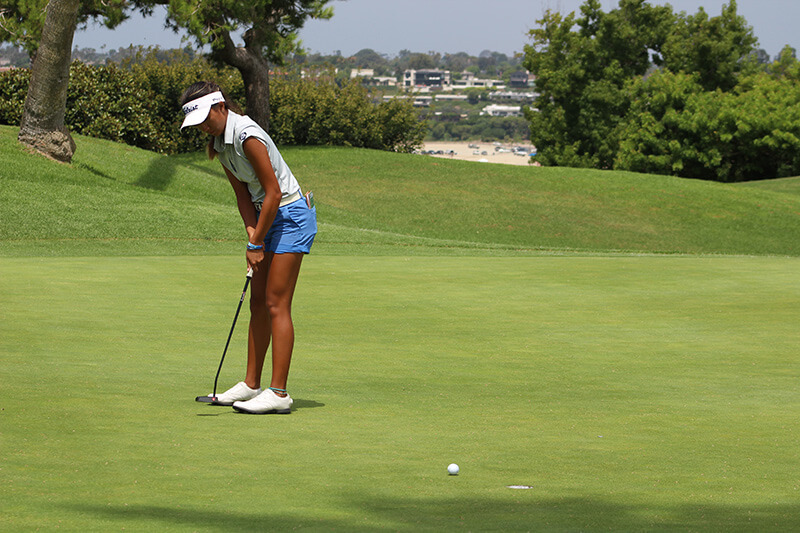 Members Prep for SoCal Junior Amateur Championship