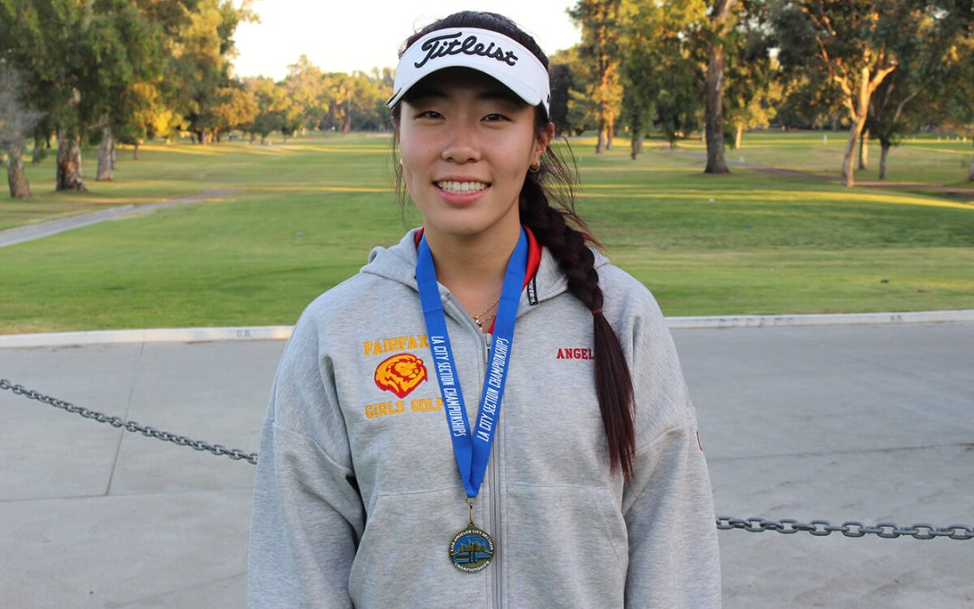 Golfer Creates High School Team, Soars to Great Heights