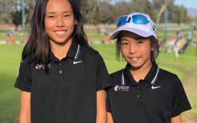 Junior Spotlight: Ayuka & Kaelyn Yang