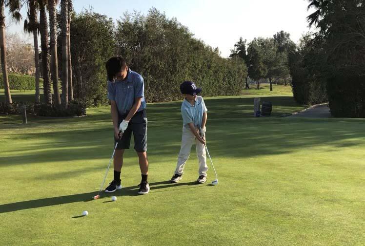 Junior Spotlight: Vince & Jason Arciaga