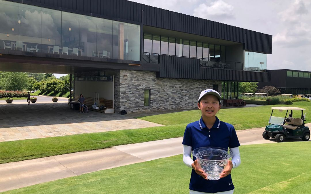 14-Year-Old Golf Pass Member Headed to Symetra Tour Event