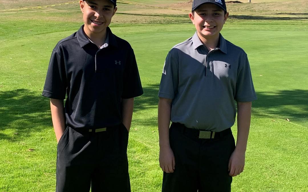 Junior Spotlight: the Vega Brothers