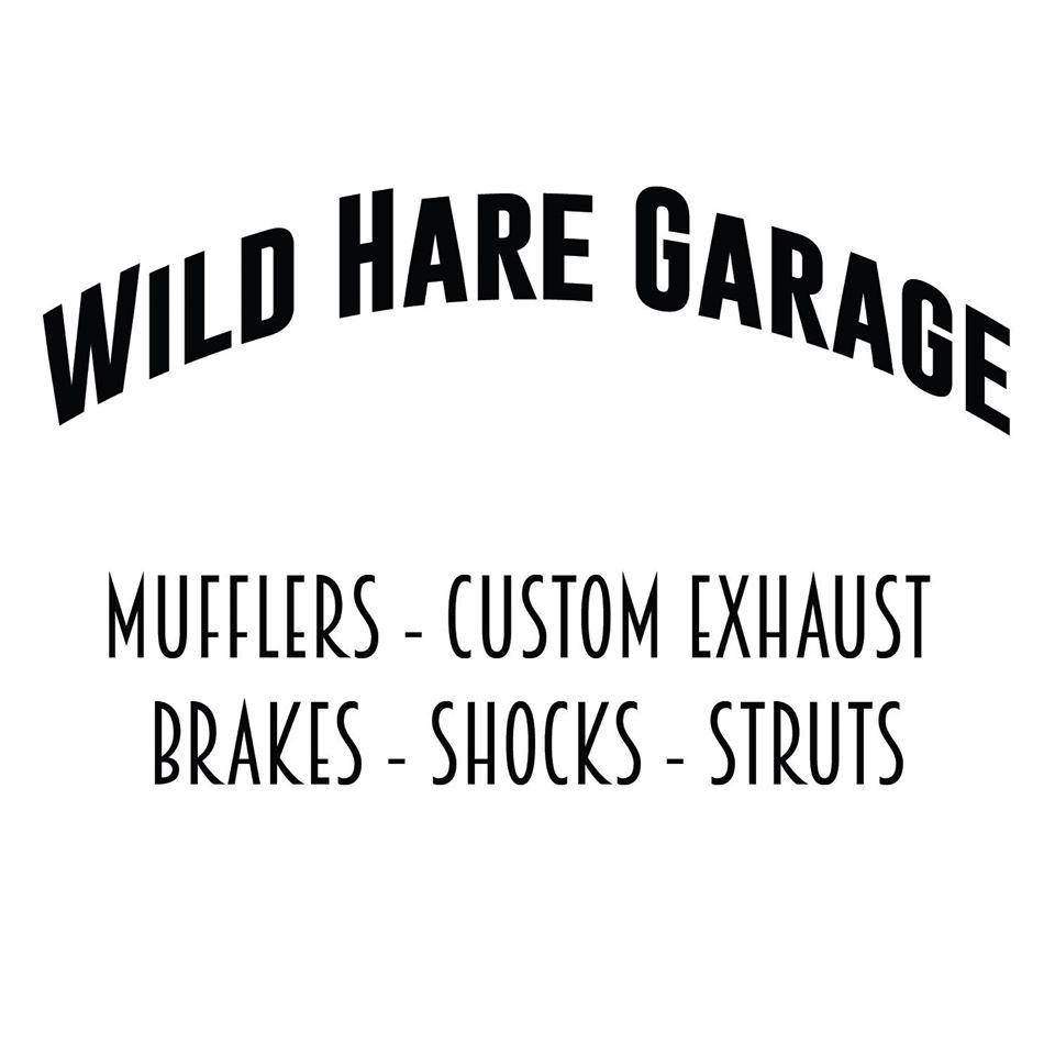 www.wildharegarage.com 864-610-2194