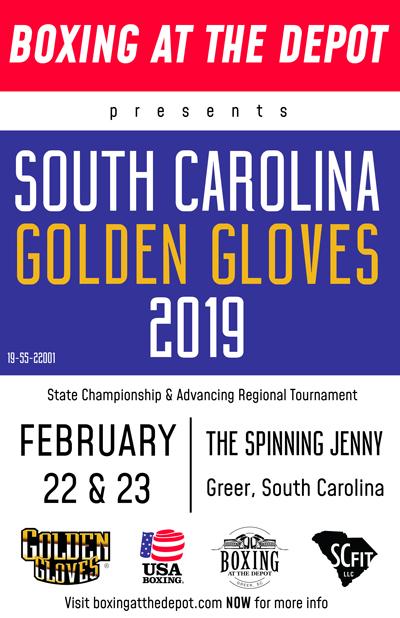 2019 golden gloves sc
