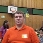 Turnierleiter und Vorsitzender der Schachjugend SH: Malte Ibs
