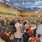 Über 400 Menschen waren nach Bad Segeberg gekommen