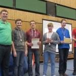 WK II, Rang 1: Städtisches Gymnasium (Bad Segeberg)