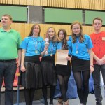 WK Mädchen, Rang 1: Gymnasium Altenholz