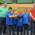 WK V, Rang 5: Stadtschule Bad Oldesloe 1