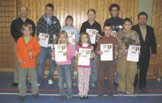 Jugendeinzelmeisterschaft 2007 in Hörden