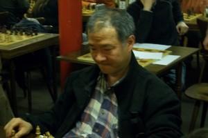 Drohte das Turnier zu gewinnen. Phillipe Vu