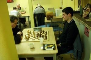 Vergleichskampf Stefan Th. Gudmundsson gegen Miran Alic