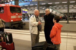 Herr Heldt, Kalinitschew und Ronny Heldt