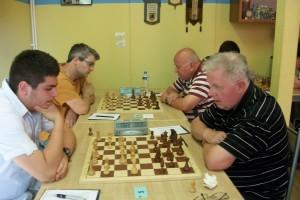 Im Duell Jungmeister gegen Altmeister behielt die Jugend die Nase vorn!
