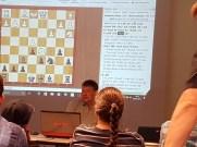 Seminar mit GM Alexei Shirov