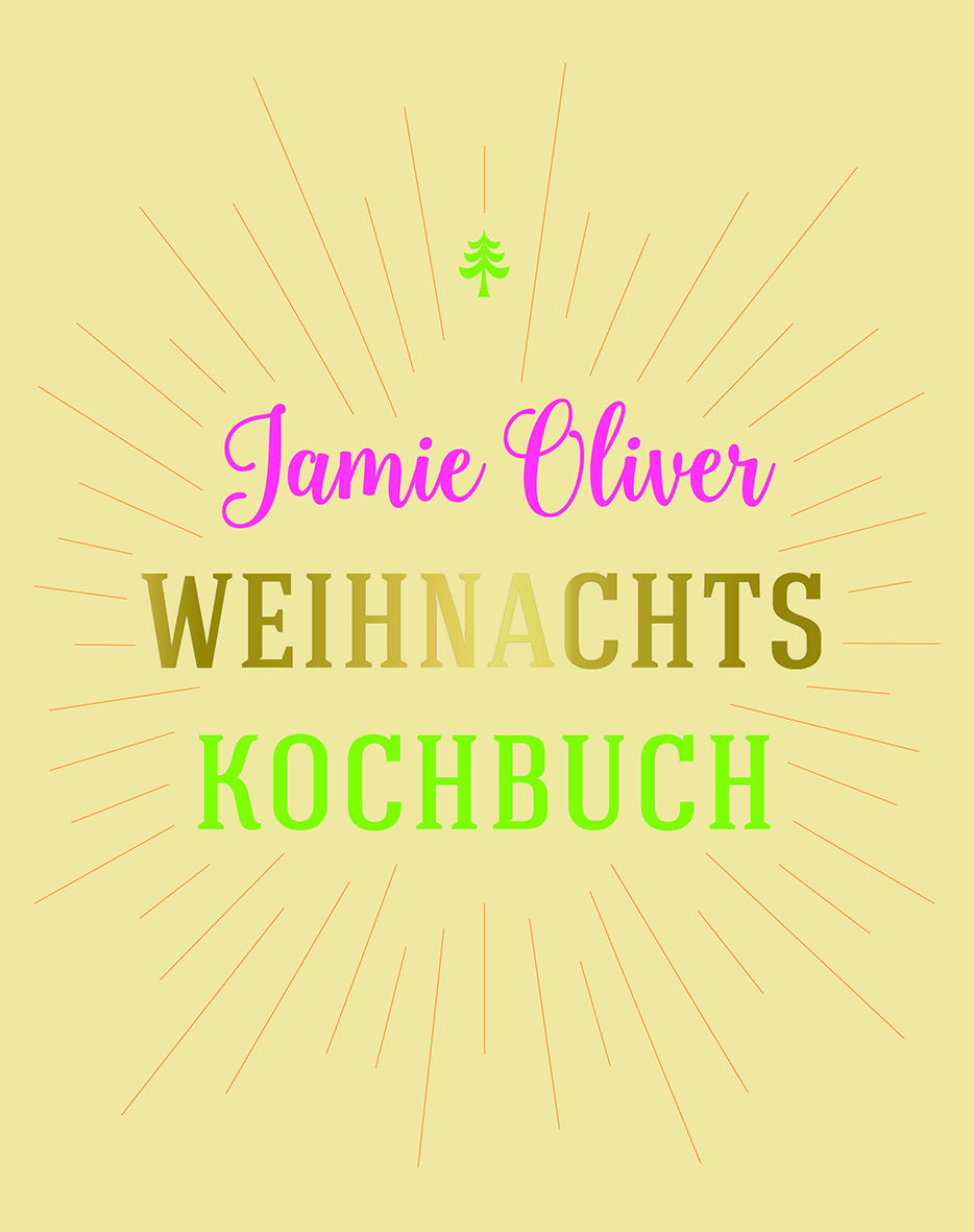 Weihnachtskochbuch Jamie Oliver Dorling Kindersley Verlag