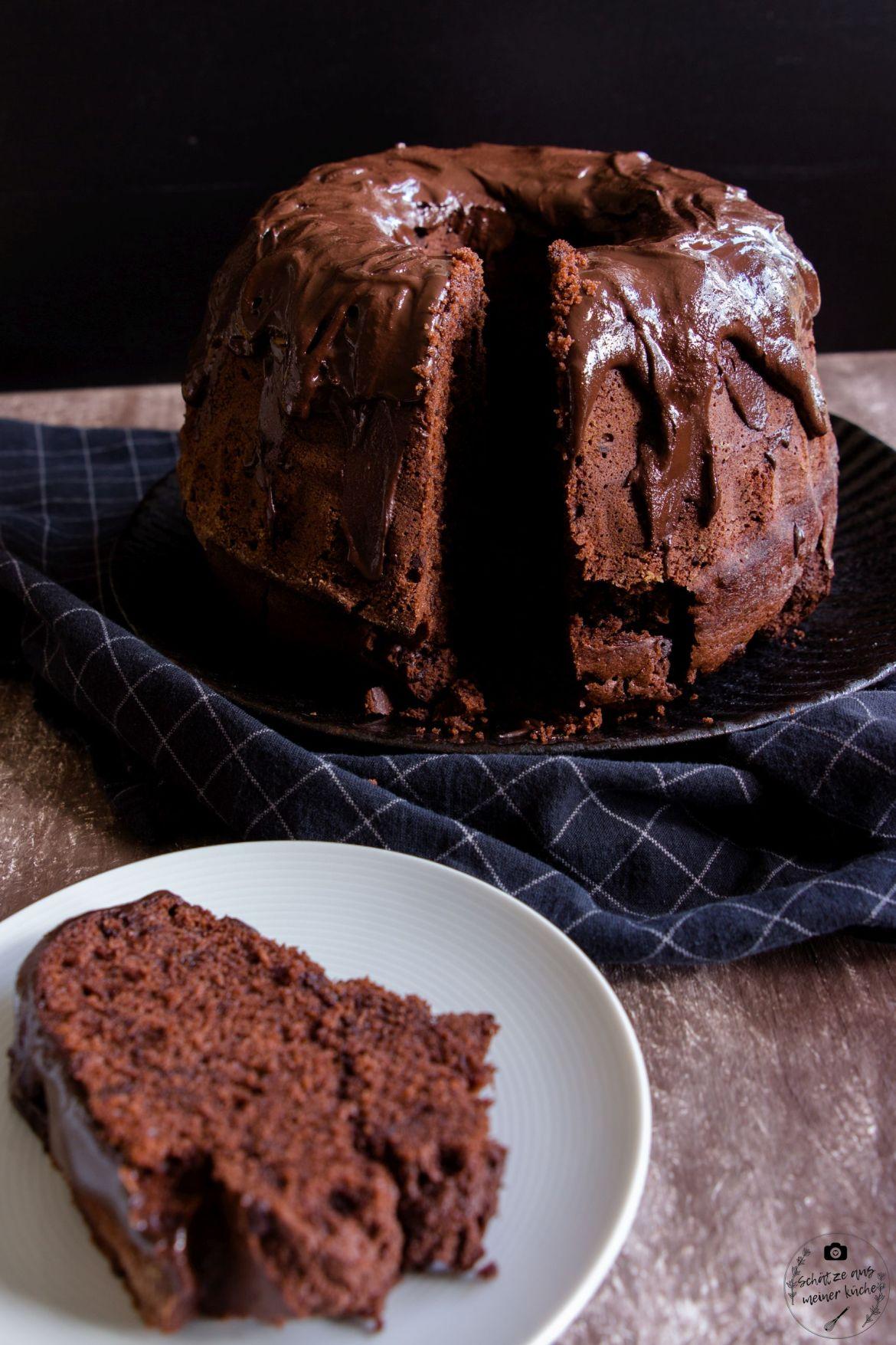 Schokoladenkuchen super saftig