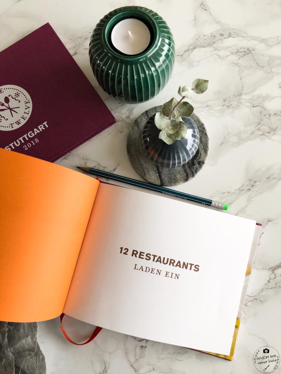 TasteTwelve München Stuttgart 12 Restaurants laden ein