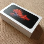 【速報】iPhone 6s購入
