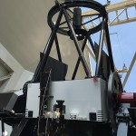 仙台市天文台で望遠鏡の体験を行いました