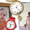写真を使って、世界に一つだけのオリジナル時計を作成します
