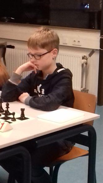 Concentratie bij Ben