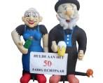 Abraham en Sarah echtpaar 50 jaar