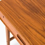 Svend Aage Madsen desk in teak at Studio Schalling