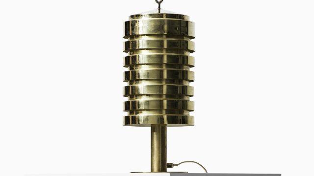 Hans-Agne Jakobsson table lamp model B-99 at Studio Schalling