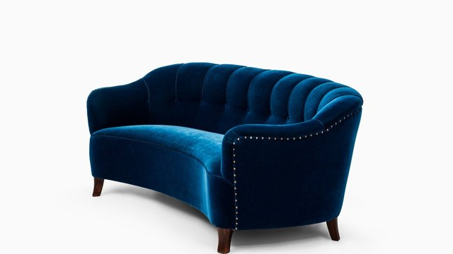 Otto Schulz attributed sofa by Boet at Studio Schalling