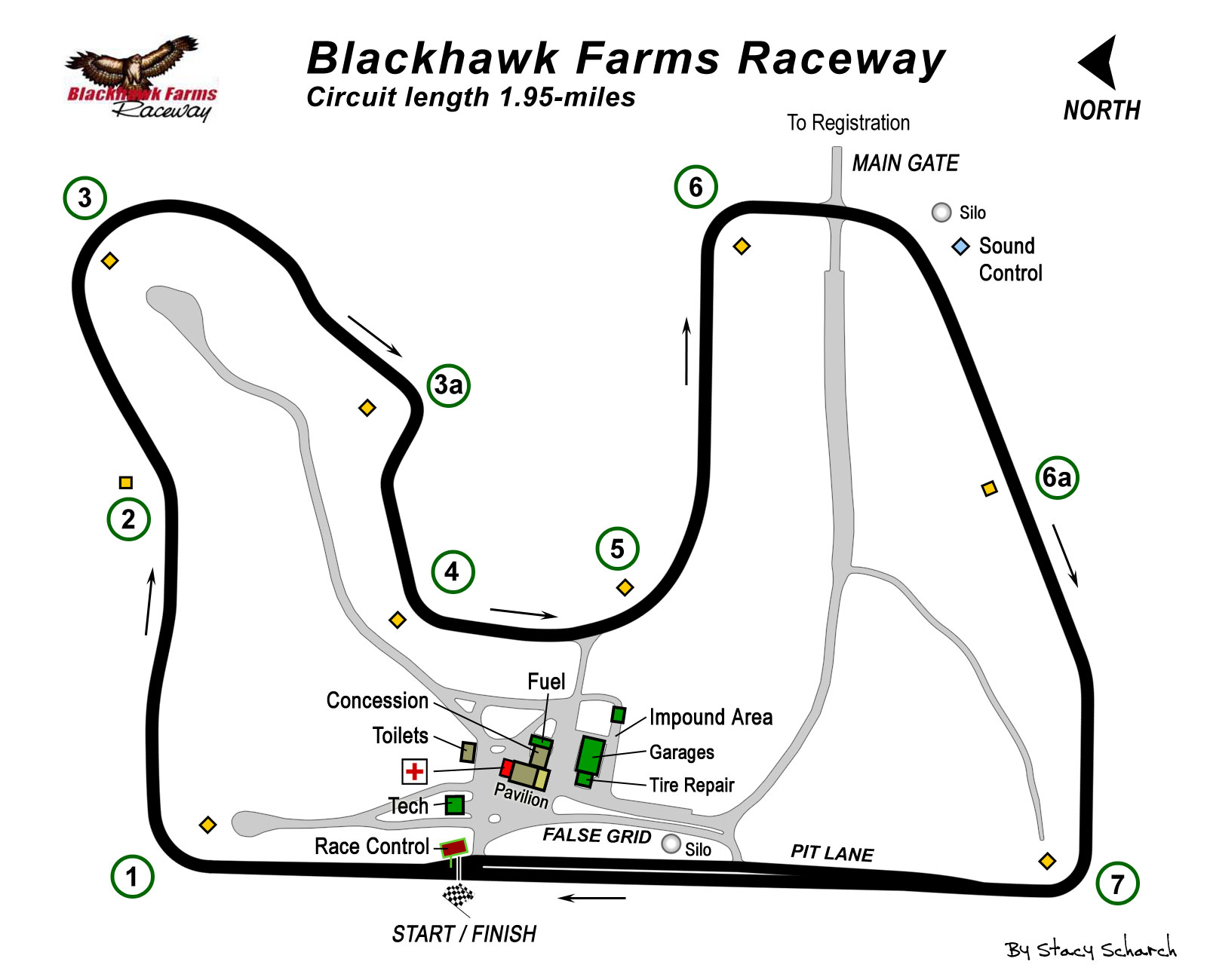 Stacy S Motorsports Links