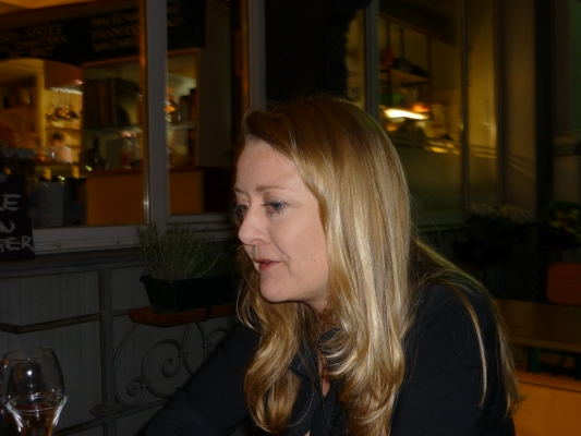 Annie Machon  - © 2009 by Schattenblick