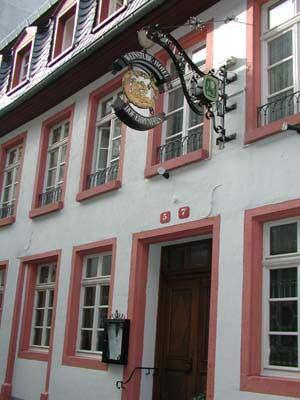 Hotel Hof Ehrenfels Grebenstrabe    Mainz