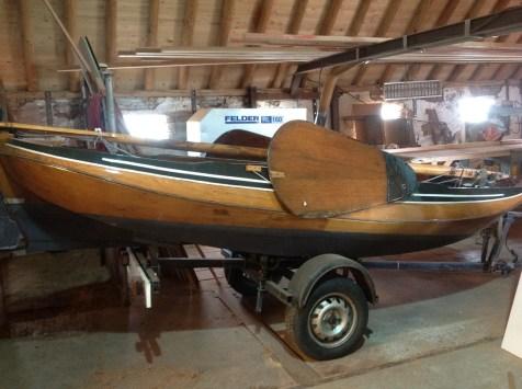 restaurantie tokker en volksboot