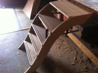trap van eiken