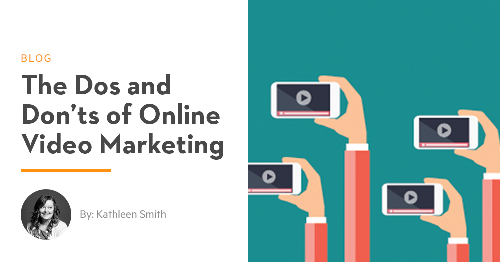 The Dos And Donts Of Online Video Marketing Scheffey