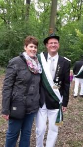 Elmar und Nicole Rickert, Foto: Michael Schlüter