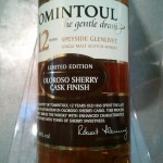Tomintoul Oloroso Cask Finish (aged 12 years)