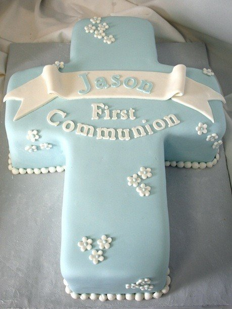 20 Catholic Baby Baptism Cakes Pictures And Ideas On Cbtb