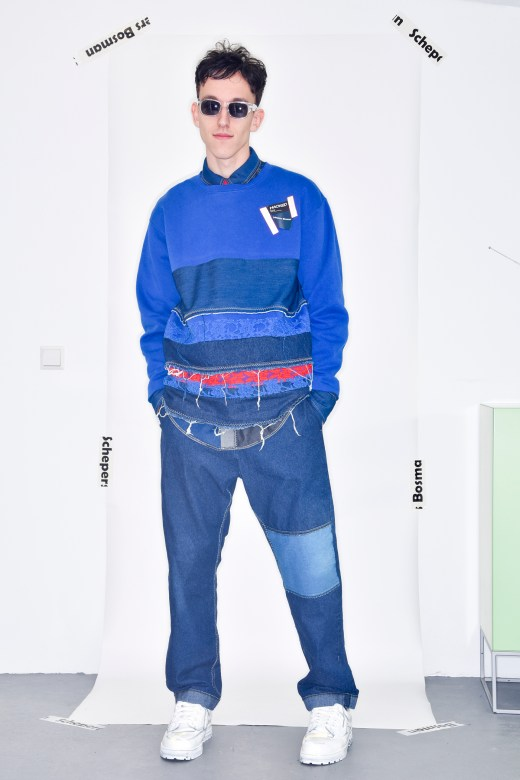Schepers Bosman 20 AUTUMN / WINTER 16