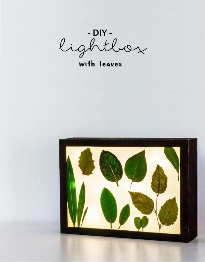 schereleimpapier DIY und Upcycling Blog aus Berlin - kreative Tutorials für Geschenke, Möbel und Deko zum Basteln -DIY florale Lichtbox Lightbox selber machen
