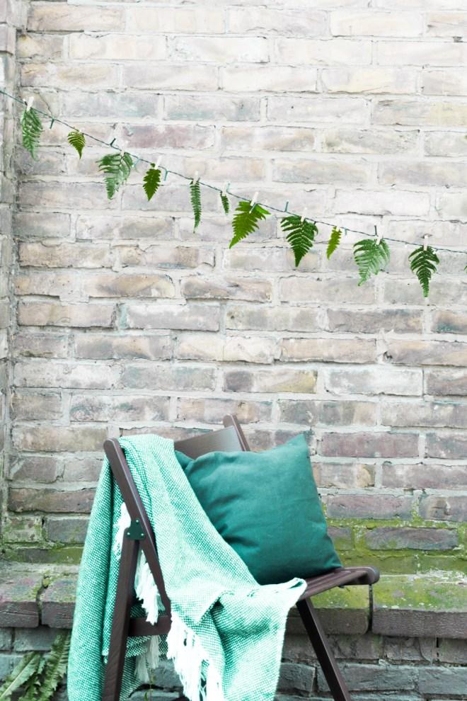10 diy bastelideen f r den sommer schereleimpapier - Lichterkette garten sommer ...