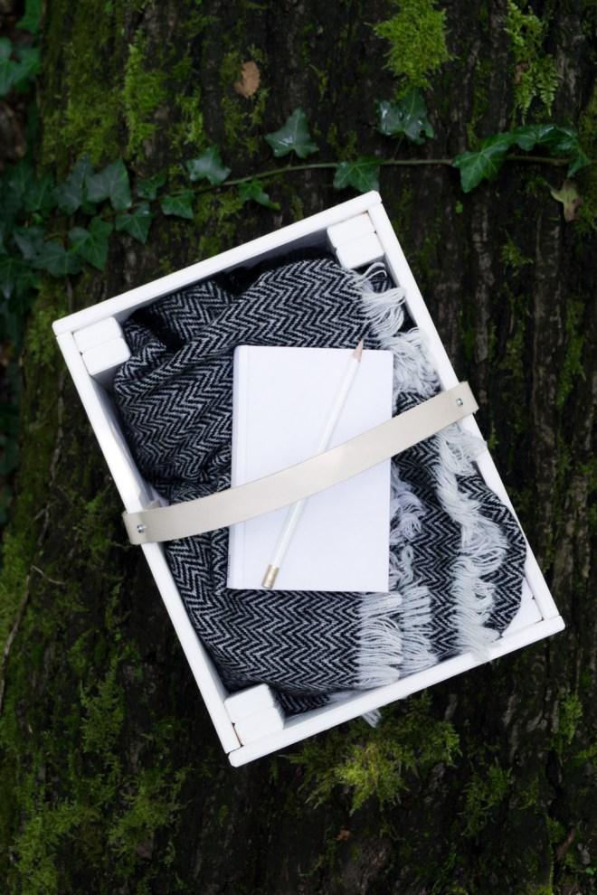 schereleimpapier DIY und Upcycling Blog aus Berlin - kreative Tutorials für Geschenke, Möbel und Deko zum Basteln - DIY Picknick Korb basteln