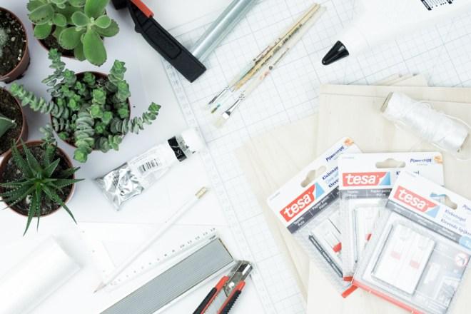 schereleimpapier DIY und Upcycling Blog aus Berlin - kreative Tutorials für Geschenke, Möbel und Deko zum Basteln - DIY Hygge Wanddeko selber machen