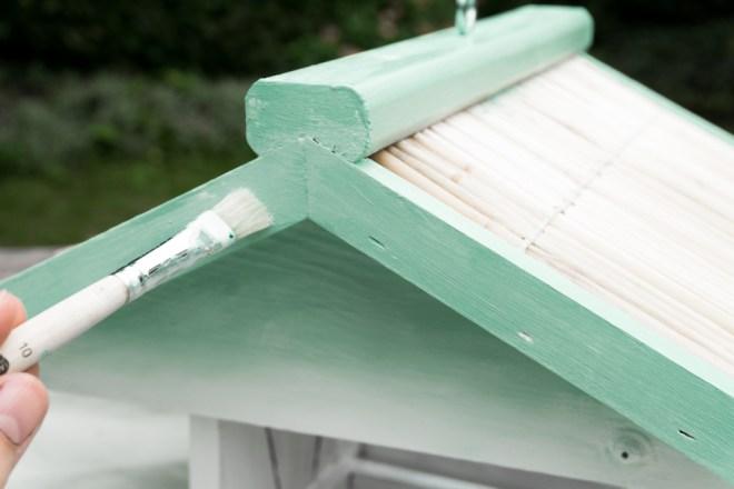 ombr vogelhaus bauen schereleimpapier diy berlin. Black Bedroom Furniture Sets. Home Design Ideas